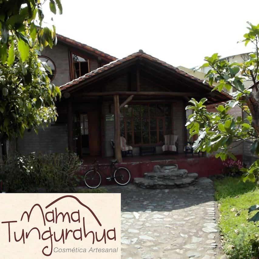 Mama Tungurahua - Workshop