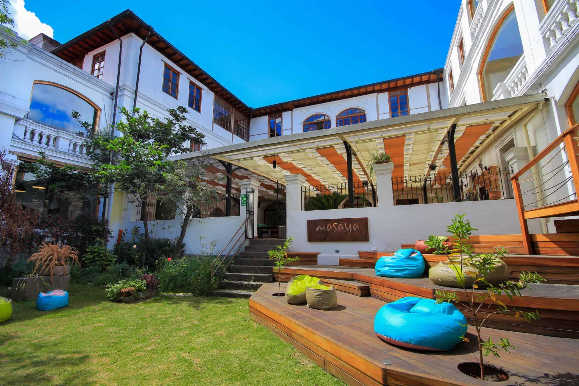 Masaya Experience Hostel