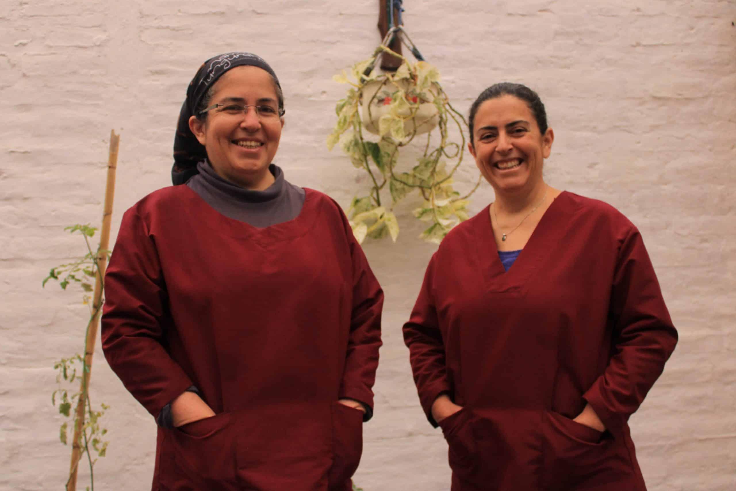 Mama Tungurahua, una historia de familia