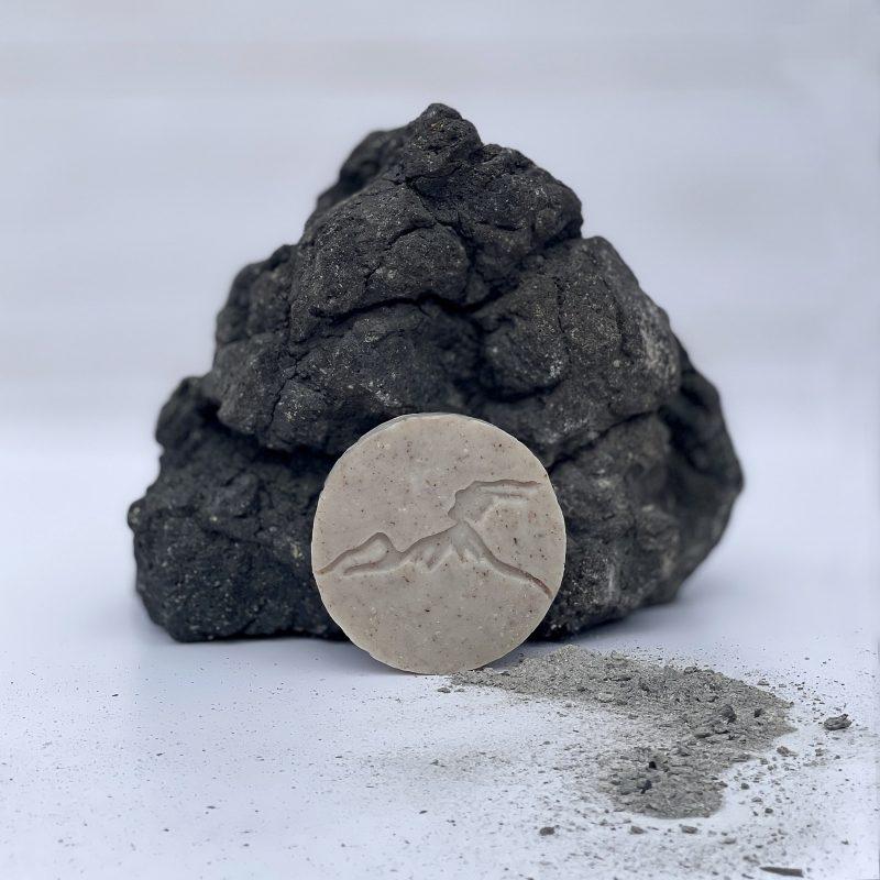 jabon glicerina natural , jabon glicerina artesanal, exfoliante natural , jabón natural , ceniza volcan